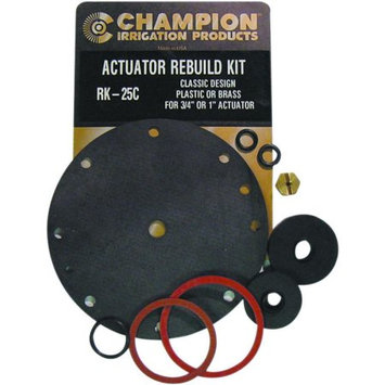Champion ACTUATOR REBUILD KIT FOR 1 OR 3/4