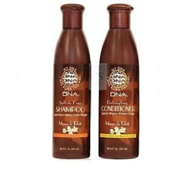 My DNA Hair Care (shampoo and conditioner)