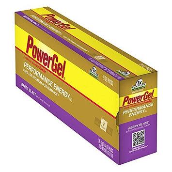 POWERBAR Food Berry Blast Gel with Caffeine (Box of 24)