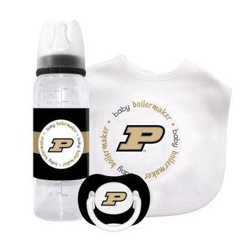 Ncaa Baby Fanatic Purdue Boilermakers Baby Gift Set