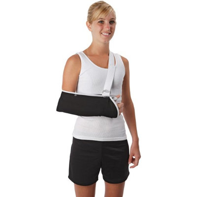 Ossur Premium Contact Closure Arm Sling Size: Xsmall, Style: With Pad