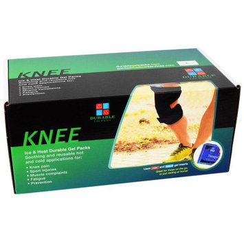 Durable Gel Packs Hot and Cold Knee Contouring Gel Pack
