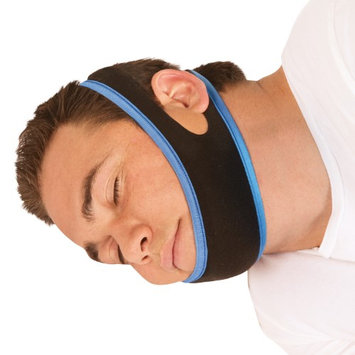 North American Health + Wellness No More Snore Chin Strap, Regular (120-240 lbs)