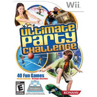 Konami Digital Entertainment Ultimate Party Challenge Entertainment Game