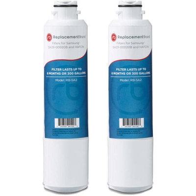 Samsung DA29-00020B Comparable Refrigerator Water Filter, 2pk