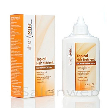 Shen Min Topical Hair Nutrients 3.1 Fl ounces by Shen Min