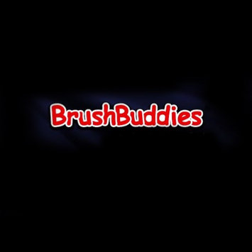 2PK BRUSH BUDDIES POPPIN LEAPIN LOUIE
