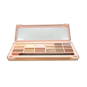 OKALAN 16 Shade Natural Eyeshadow Palette - B