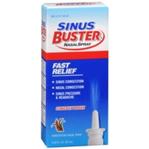 Sinus Buster Nasal Spray