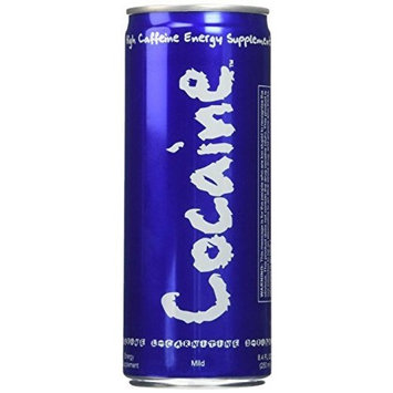 6-8.45oz Cans of Your Weekend Energy Drinks (Cocaine Energy Drink)