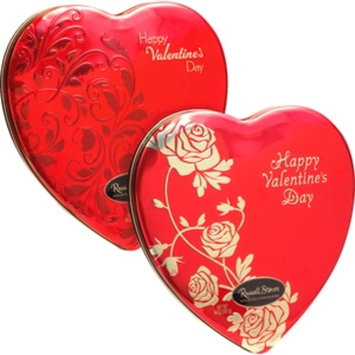Russell Stover Heart Tin, 14 OZ
