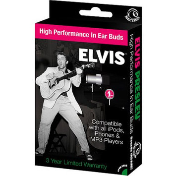 Section 8 Elvis 'Early' Earphones in Tribute Packaging