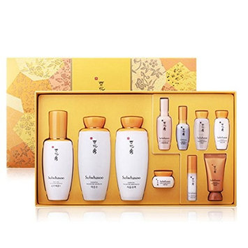 Sulwhasoo Essential Balancing Water EX, Essential Balancing Emulsion EX, First Care Activating Serum EX Special Limited Set 2016