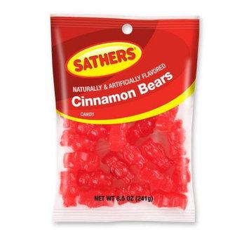 Ferrara Sathers Gummy Candy Cinnamon Bears, 8.5 Ounce Bag