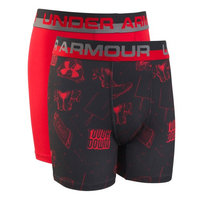 Boys 7-20 Under Armour Touchdown Boxer Briefs
