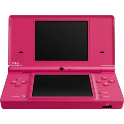 Nintendo TWLSPA Pink Dsi Video Game