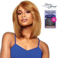 Outre Synthetic Hair Lace Front Wig Swiss Lace L Part Daria