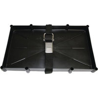 T-H Marine Battery Holder Tray with Stainless Steel Buckle For Series 29/31 Batteries