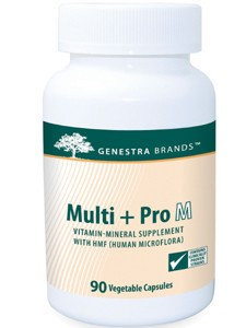 Multi + Pro M 90 caps by Seroyal - Genestra