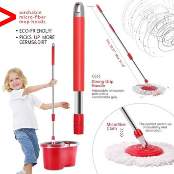 Mount-it Spin Mop and Bucket System