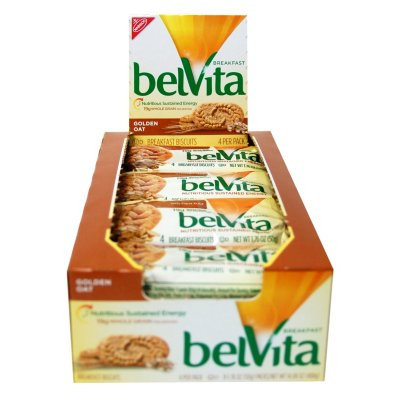 Nabisco bel Vita Golden Oat Breakfast Biscuits (8 pk. 4 ct.)