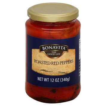 Bonavita Roasted Peppers - 12 oz - 1 ct.