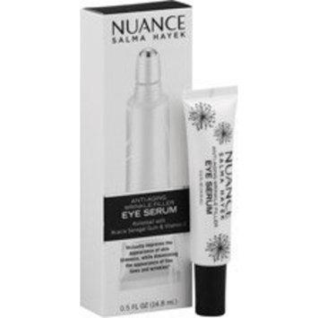 Nuance Salma Hayek Anti-aging Wrinkle Filler Eye Serum, 0.5 fl. oz.
