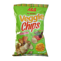 A & G Food Distributors,llc Veggie Chips