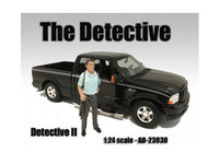 American Diorama 23930 The Detective No. 2 Figure for 1-24 Scale Models