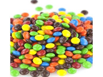 Beulah's Candyland M & M's Baking Bits 5 pounds bulk m & m baking bits