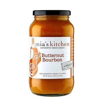 Mia's Kitchen Butternut Bourbon Pasta Sauce