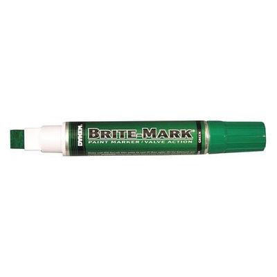 Dykem Industrial Paint Marker (Green, 1/16in Tip). Model: 77007
