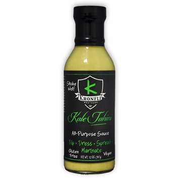 Kronfli Brothers BCA29285 Kale Tahini Sauce 6 x 12 oz