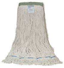 Appeal 881741 Appeal Wet Mop Loop 20Oz Rayon Finish White