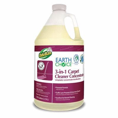 ODOBAN 9602B62-G4 3-in-1 Carpet Cleaner Conc,1 gal, PK4