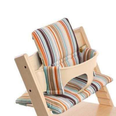Stokke Tripp Trapp Cushion, Candy Stripe