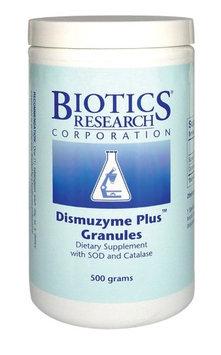 Biotics Research - Dismuzyme Plus Granules - 500 Grams