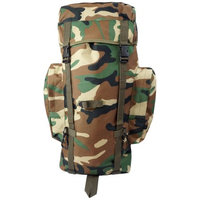 Every Day Carry Heavy Duty XL Mountaineer Hiking Day Pack Backpack - Camo