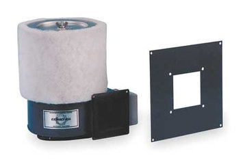 EXTRACT-ALL S-985-1A Filtering Cabinet Ventilator,350 CFM