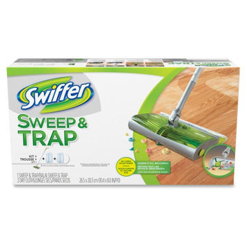 Procter & Gamble Swiffer Sweep/Trap Sweeper Kit