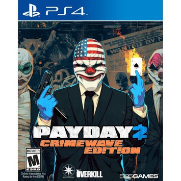 505 Games Payday 2: Crimewave Edition (PS4) - Pre-Owned