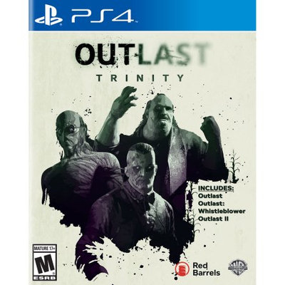 Warner Brothers Outlast Trinity (PS4) - Preowned