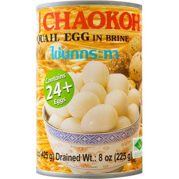 Gatorade Chaokoh Quail Egg in Brine, 8 oz