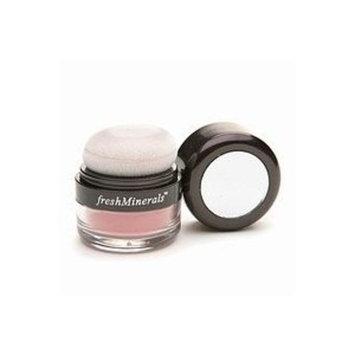 freshMinerals Mineral Blush Powder, Silky Mineral, 3 Gram
