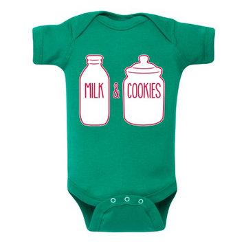 Kidteez Milk And Cookies Jars - INFANT One Piece