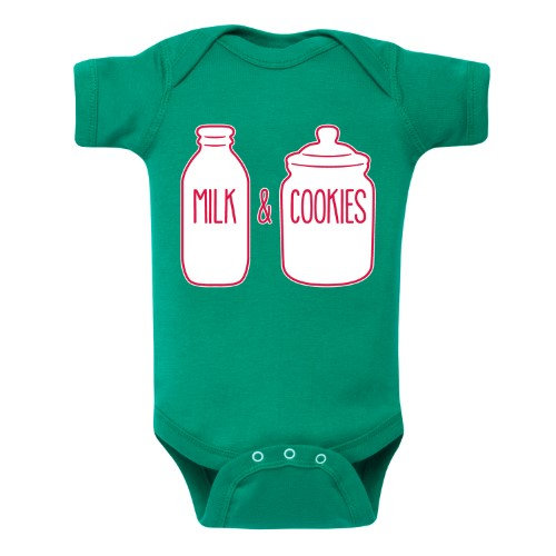 Kidteez Milk And Cookies Jars - INFANT One Piece