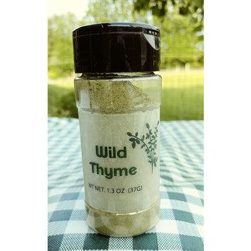 Wild Thyme - Hyssop