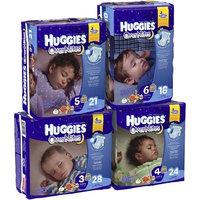 Huggies® Baby Diaper Huggies Overnite Tab Closure Disposable Heavy Absorbency
