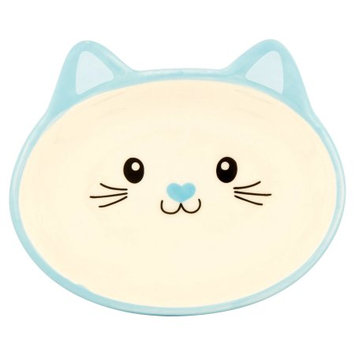 SimplyCat Kitty Face Ceramic Bowl