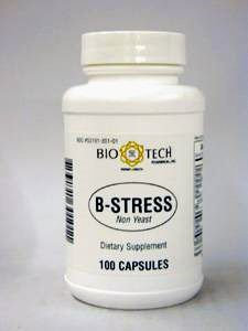 B-Stress 100 caps by Bio-Tech